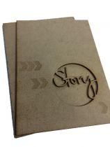 ALBUM 21x15 STORY