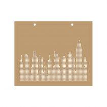 ALBUM 22.3x18.5 CM CARTE DE NEW YORK