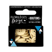 Boutons Ivoire