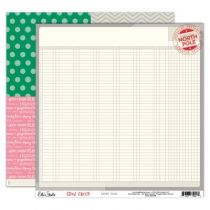 CARDSTOCK GOOD CHEER NORTH POLE