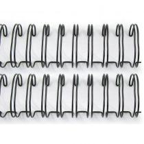 """Cinch Wires 1\"""" 2/Pkg Black"""
