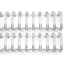 "Cinch Wires 1"" 2/Pkg Silver"