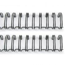 """Cinch Wires .75\"""" 2/Pkg Black"""