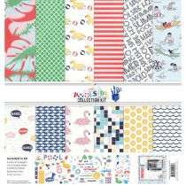 COLLECTION KIT POOLSIDE 30.5*30.5 CM