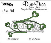 Duo Dies no. 34 Leaves 4