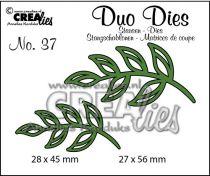 Duo Dies no. 37 Leaves 5