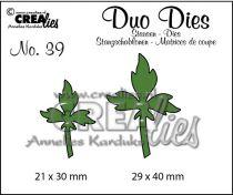 Duo Dies no. 39 Leaves 7