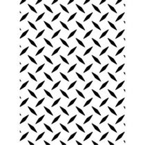EMBOSSING FOLDER DIAMOND PLATE