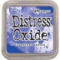 ENCRE DISTRESS OXIDE BLUEPRINT SKETCH