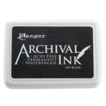ENCRE RANGER ARCHIVAL INK BLACK