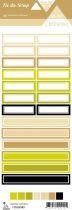 étiquette Un air chaleureux étiquettes rectangles