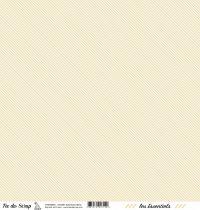 feuille les essentiels beige rayures