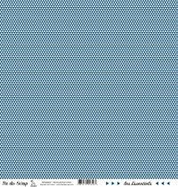 feuille les essentiels bleu foncé triangles