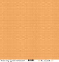 feuille les essentiels étoiles nordiques orange chic