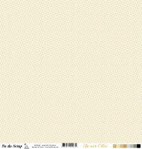 feuille Un air Chic beige danse des triangles