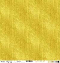 feuille Un air Chic beige or