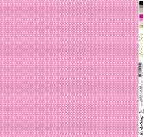 feuille Un air Chic rose étoile rose