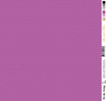 feuille Un air Chic violet étoile nordique violette