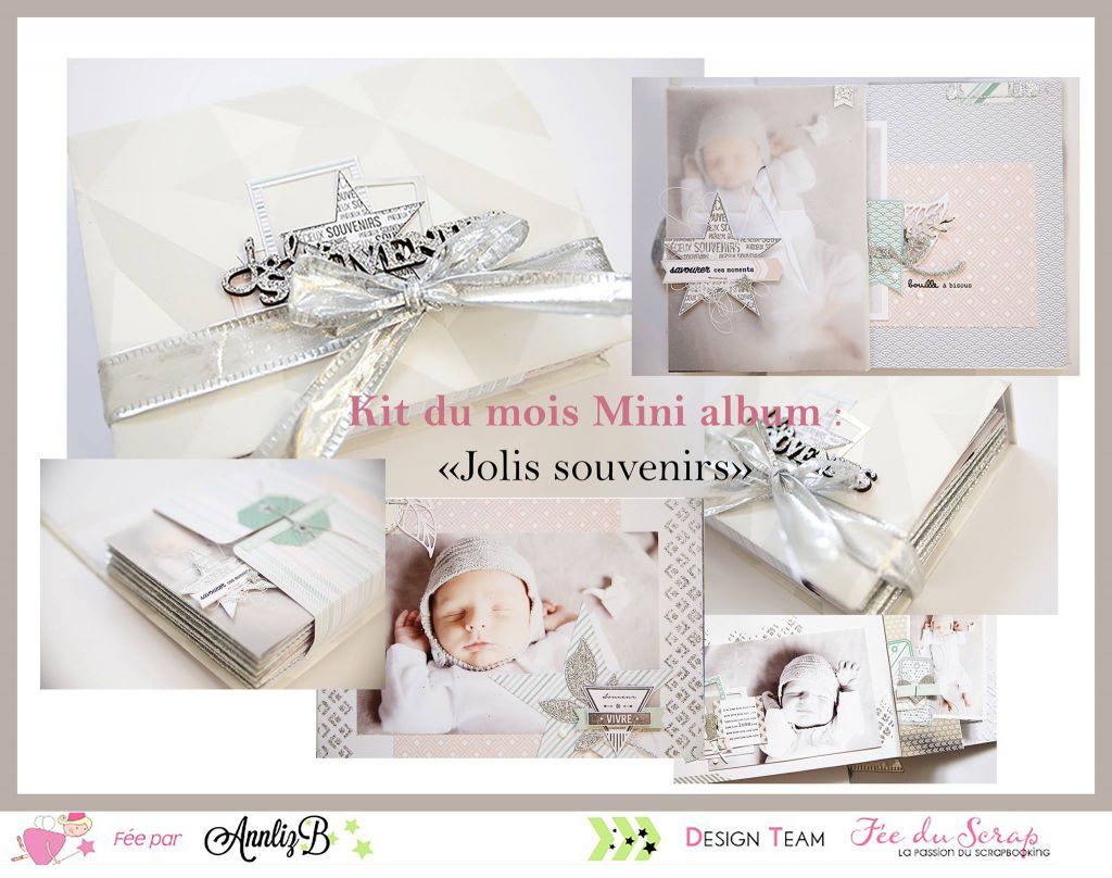 KIT ALBUM MAI 2017 PAR ANN  LIZ