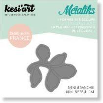 METALIKS FORME DE DECOUPE SET MINI BRANCHE