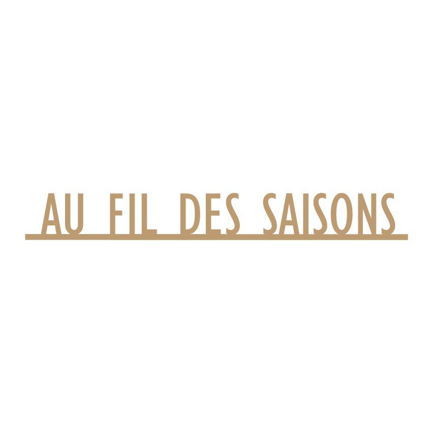 MOTS MDF 3 MM AU FIL DES SAISONS