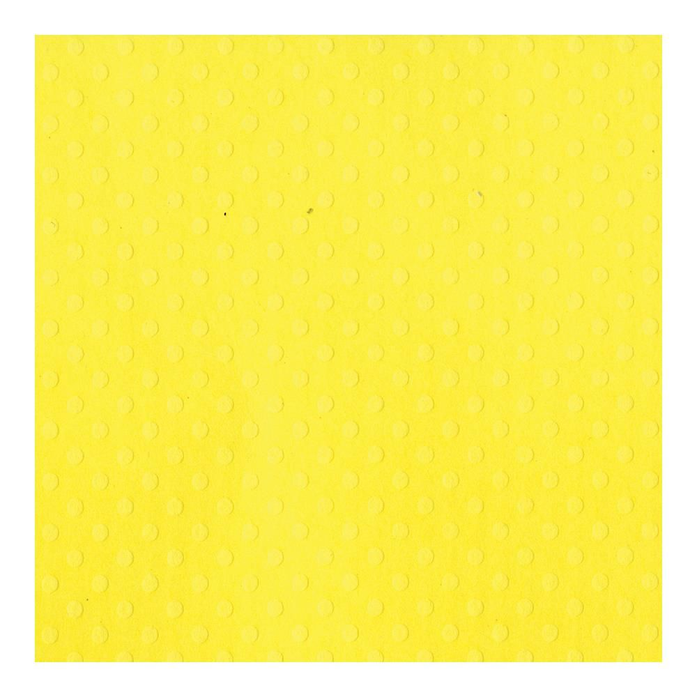 PAPIER BAZZILL DOTTED SWISS LEMON ZEST