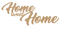 PHRASE DECO MDF 3 MM HOME SWEET HOME