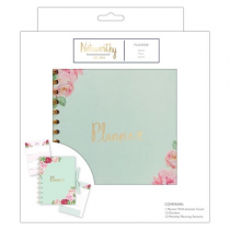 Planner - Graphic Florals