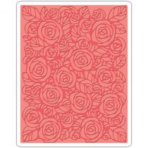 Sizzix Embossing Folder Roses