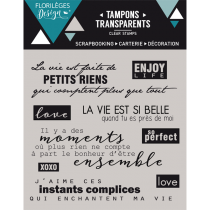 Tampons clear PETITS RIENS