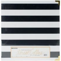 Teresa Collins Photo Gallery 3-Ring Album 8X11 stripes