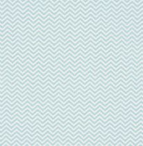 TISSU CHEVRONS - BLEU ARCTIQUE 50 X 160 CM