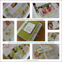 TUTORIEL ALBUM AVRIL 2017 PAR MYLENE