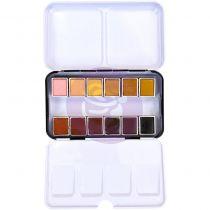 Watercolor Confections Watercolor Pans Complexion
