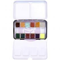 Watercolor Confections Watercolor Pans Essence