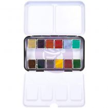 Watercolor Confections Watercolor Pans Woodlands