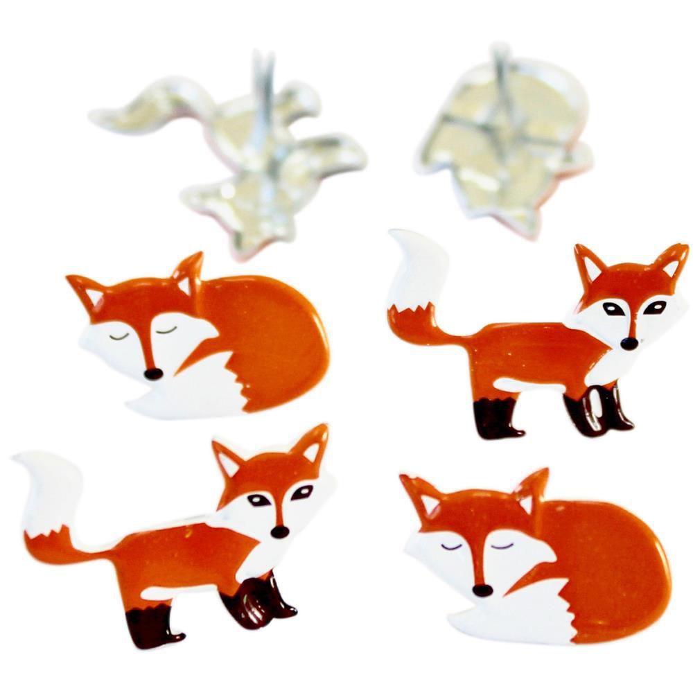 12 brads Fox - renard