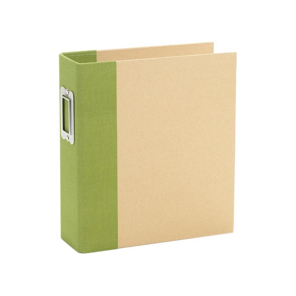 6X8 SN@P! BINDER GREEN - Album Classeur Vert