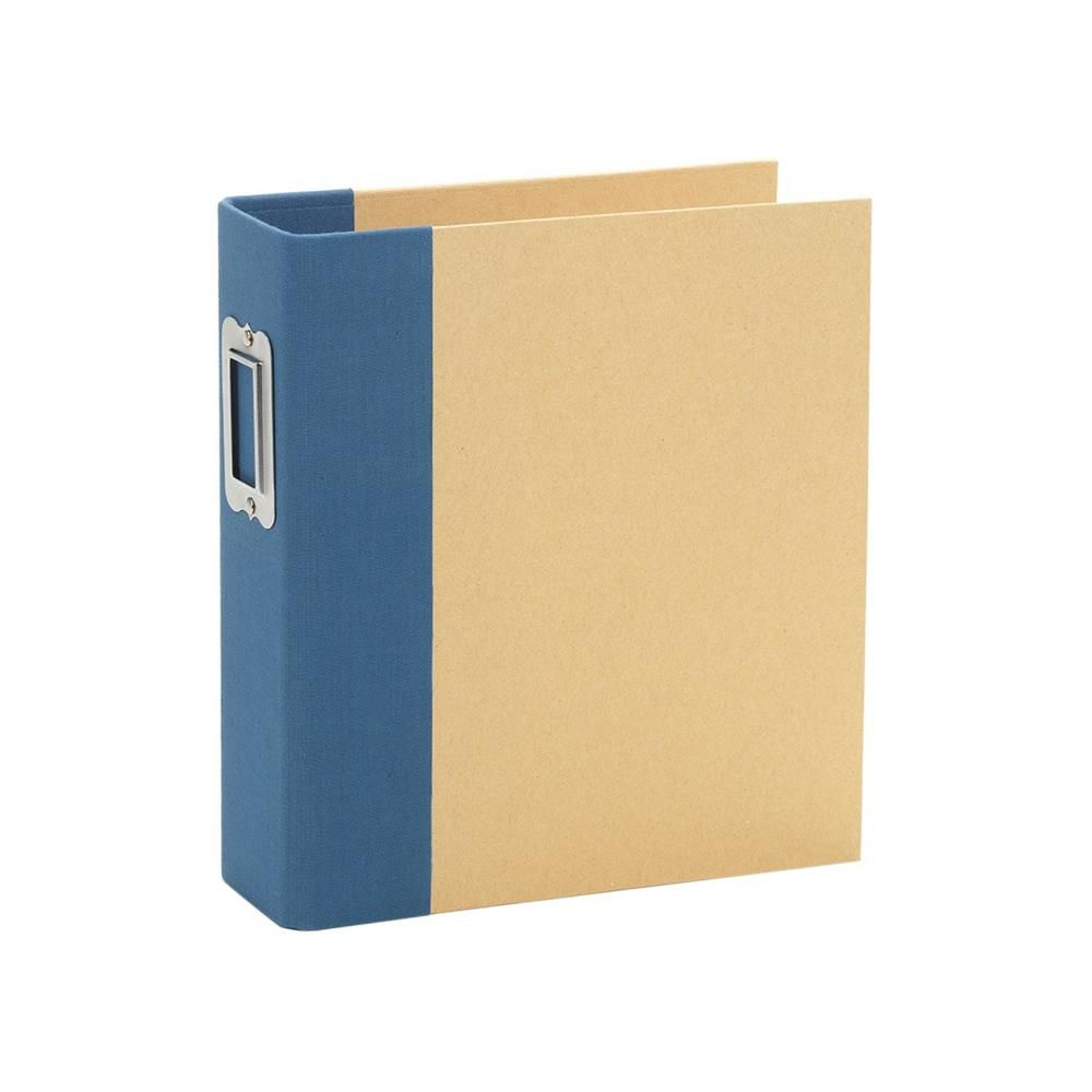 6X8 SN@P! BINDER NAVY - Album Classeur Bleu Foncé