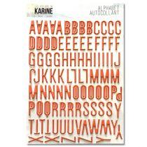 A contre courant- Alphabet
