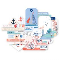 A contre courant -Die Cuts