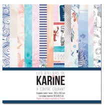 A contre courant La collection - Les Ateliers de Karine