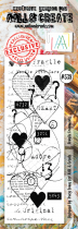 AALL and Create Stamp Set -538 - Fragile Fragments