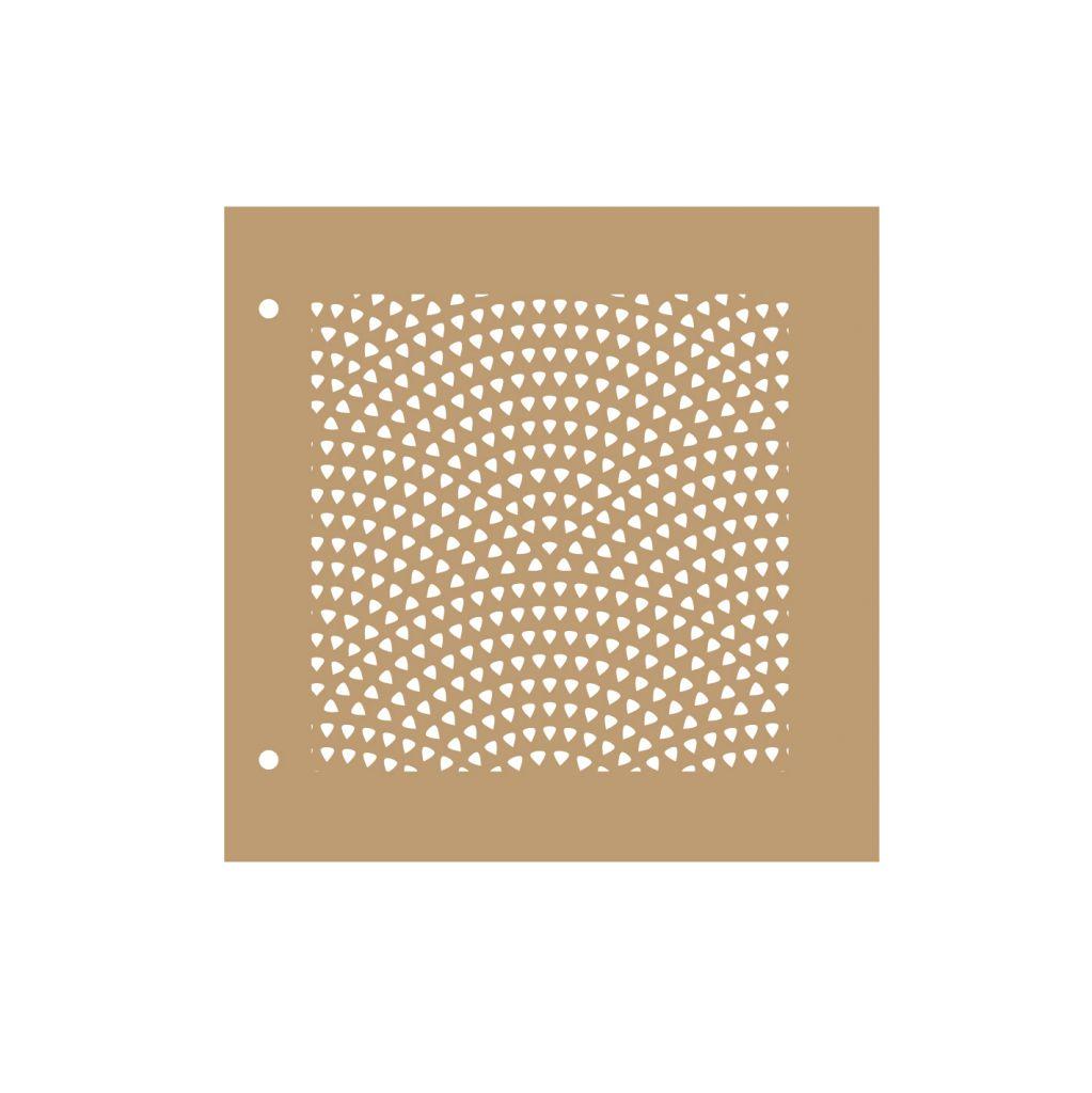 ALBUM 15*15 CM - MOSAIQUE