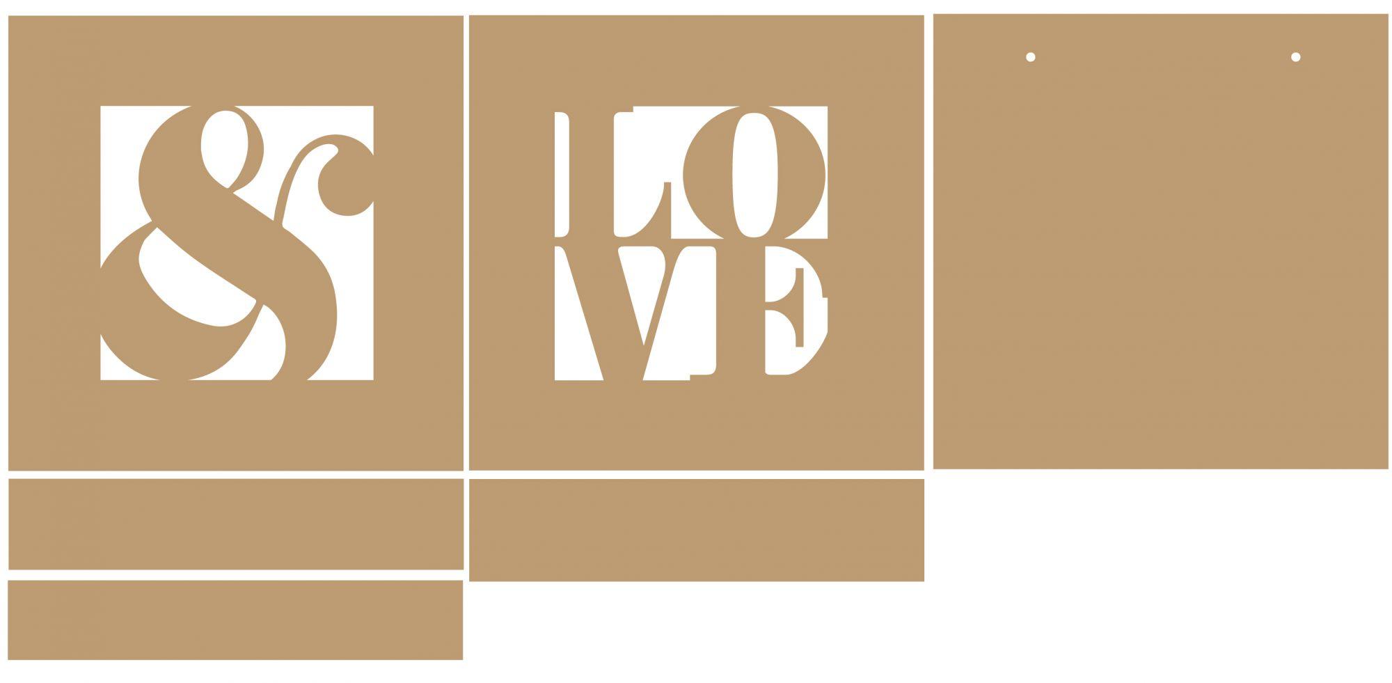 ALBUM 20*20 LOVE