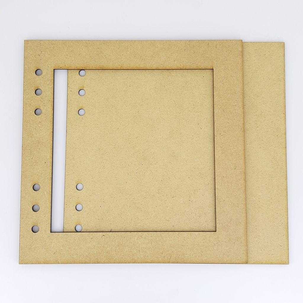 ALBUM 20 X 20 CM - 1 case
