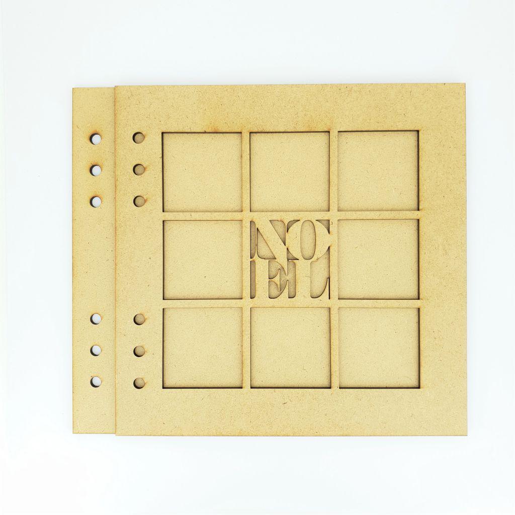 ALBUM 20 X 20 CM - NOEL
