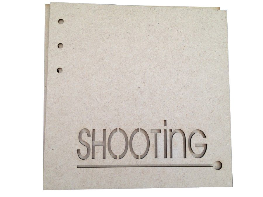 ALBUM 21*21 SHOOTING