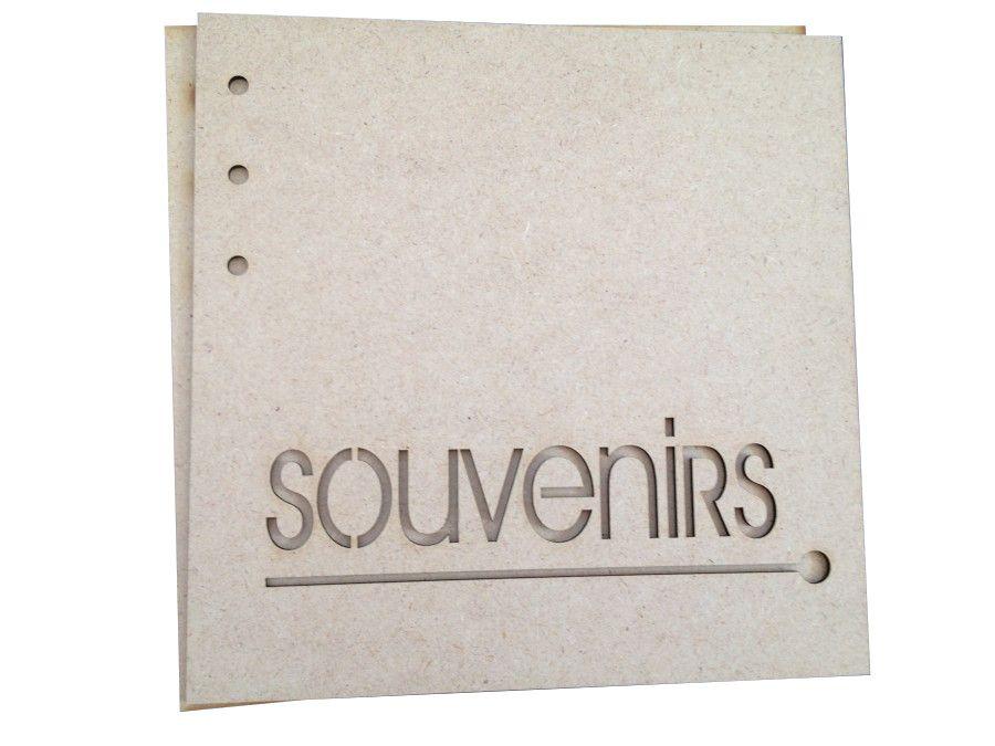ALBUM 21*21 SOUVENIRS