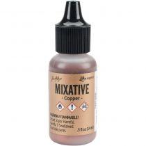 Alcohol Ink Metallic Mixatives - Copper Metallic